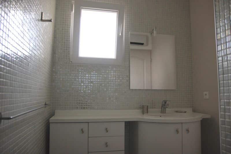 salle de bains de la location
