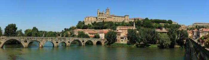 Communes dans l'Hérault : Béziers