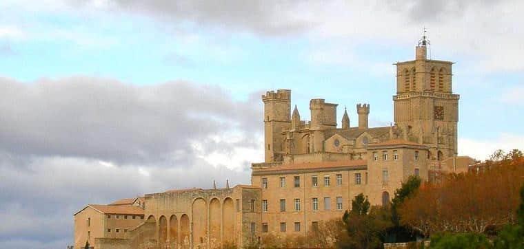 La cathédrale Saint Nazaire de Béziers