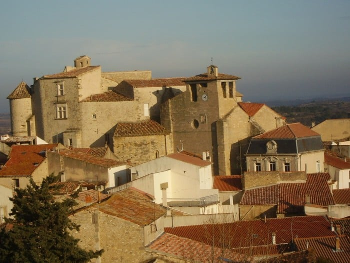château de Puissalicon