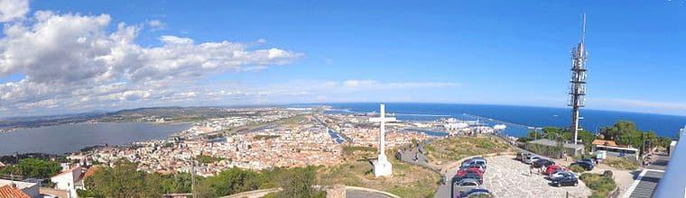Communes dans l'Hérault : Sète