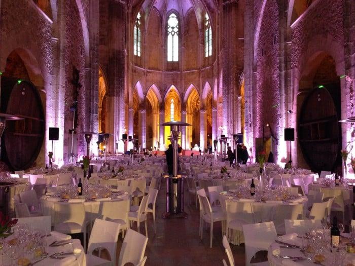 Mariage à l'Abbaye de valmagne