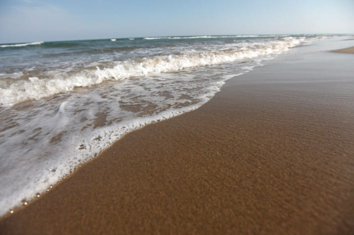 les plages du littoral méditerranéen