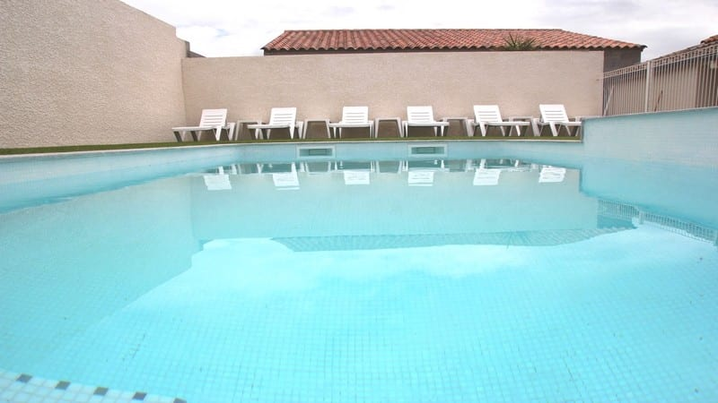 Piscine appartement cap