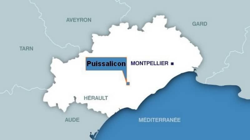 Le village de Puissalicon