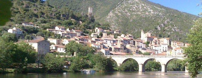 Roquebrun Hérault