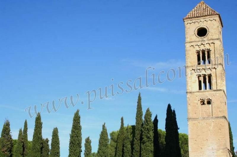 Tour romane de Puissalicon